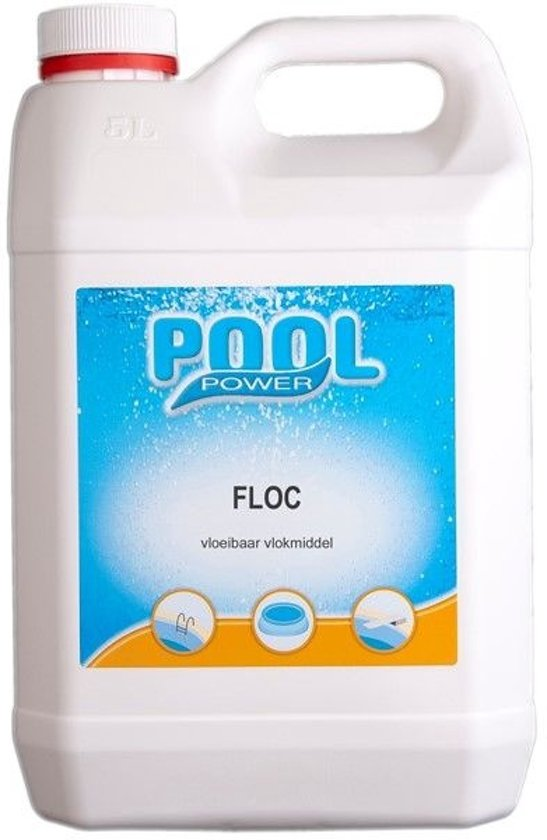 Pool Power Floc 5 Ltr.