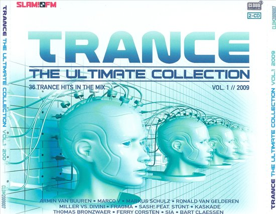 Trance The Ultimate Coll Vol 1