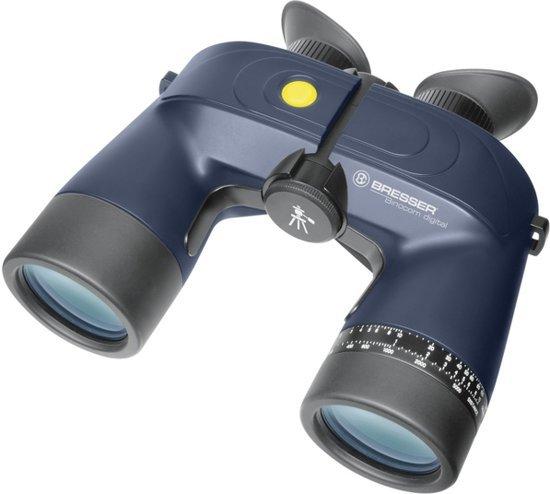 Bresser Binocom Digitaal Kompas 7x50 verrekijker
