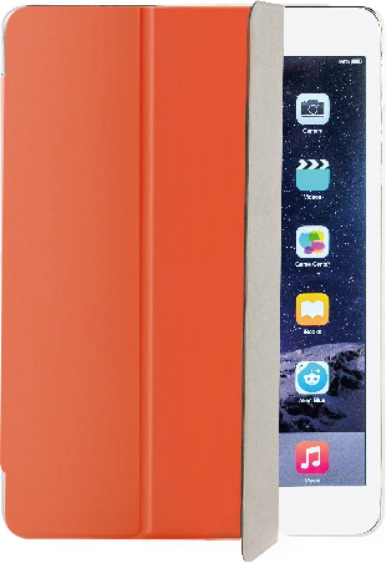 BeHello Smart Stand Case voor iPad Air 2 - Rood in Sint Hubert