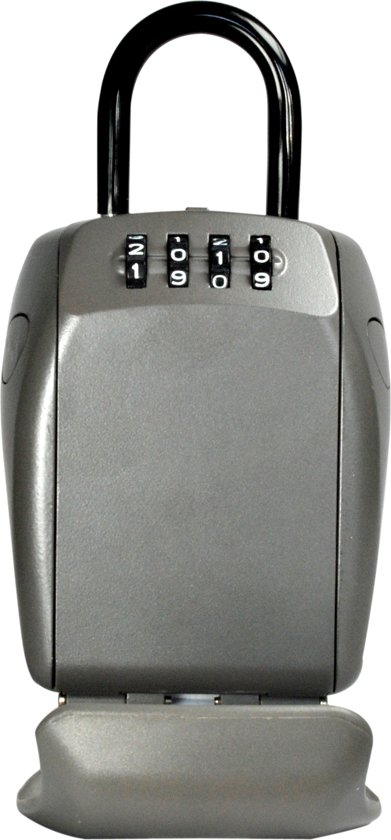 Master Lock Versterkte sleutelkluis voor aan de muur 5414EURD