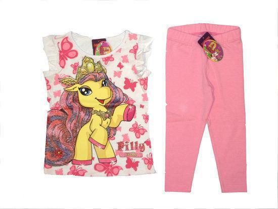 Filly Unicorn Meisjes Set 116