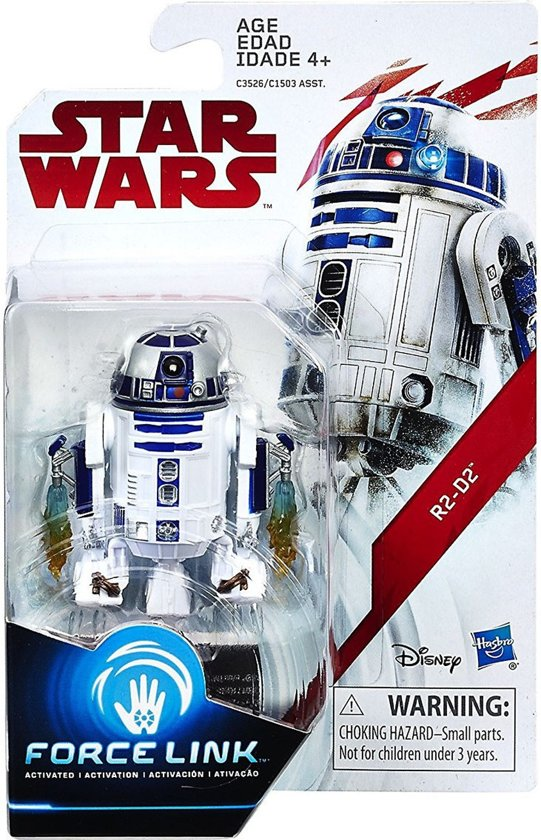 Hasbro Star Wars The Last Jedi - R2-D2 Force-Link