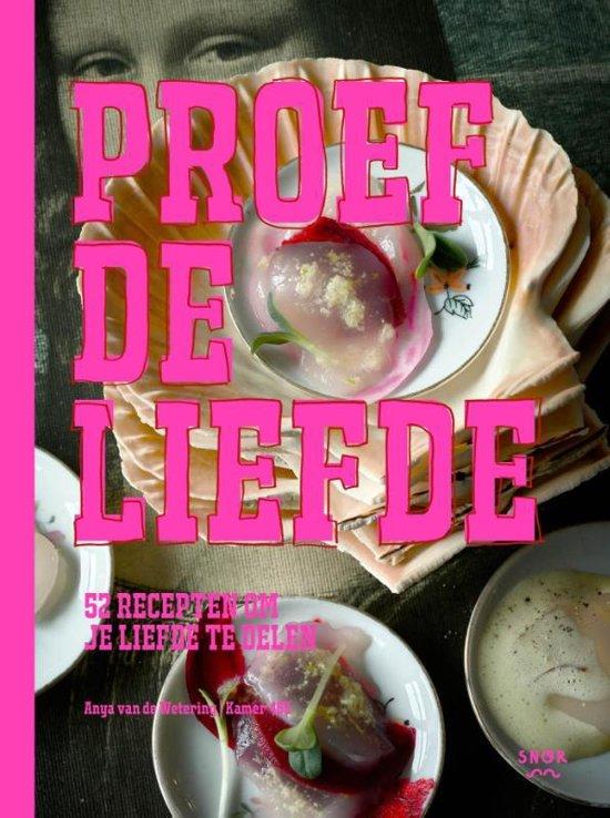 Bolcom Proef De Liefde Anya Van De Wetering 9789463140027