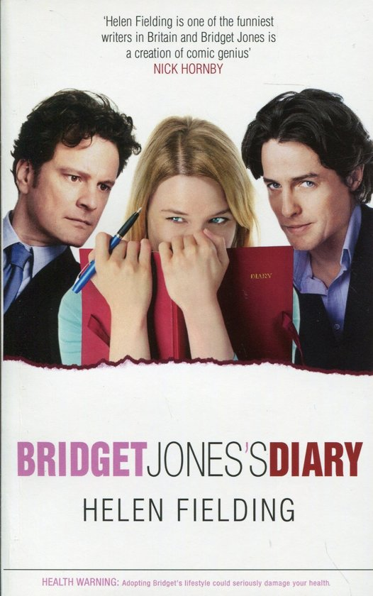 Boek cover Bridget Joness Diary van Helen Fielding (Paperback)