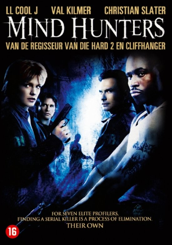Cover van de film 'Mind Hunters'