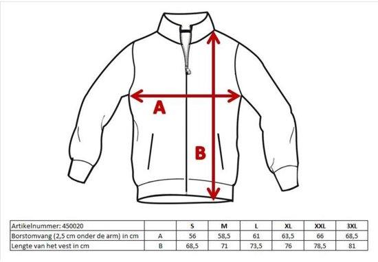Zonder Sporttrui Groen Capuchon Maat Heren Donnay Xl Sweater OFqgwwa1