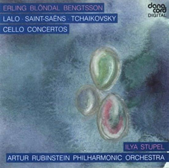 Lalo / Saint-Saens: Cello Concertos/ Tchaikovsky: