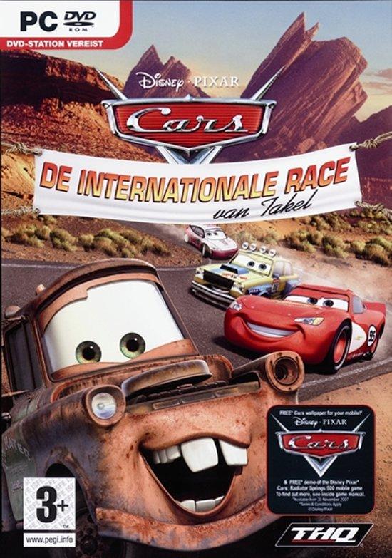 Cars 2 - De Internationale Race Van Takel - Windows