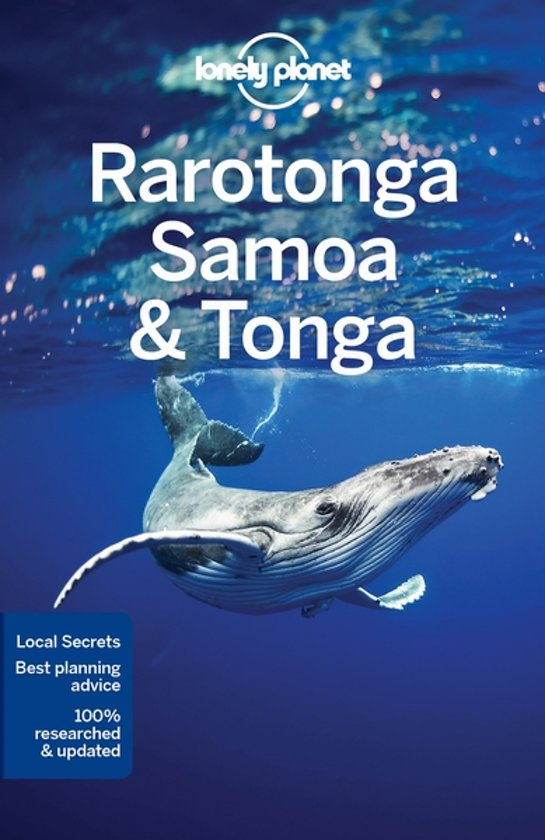 Lonely Planet Reisgids Tonga
