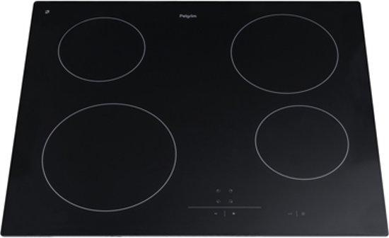 Verwonderend bol.com | Pelgrim CKT845ONY - Inbouw keramische kookplaat - 60 cm YW-16