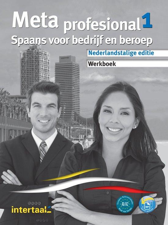 Meta profesional (tweetalig) 1 werkboek + online MP3's - Gutiérrez, Diaz