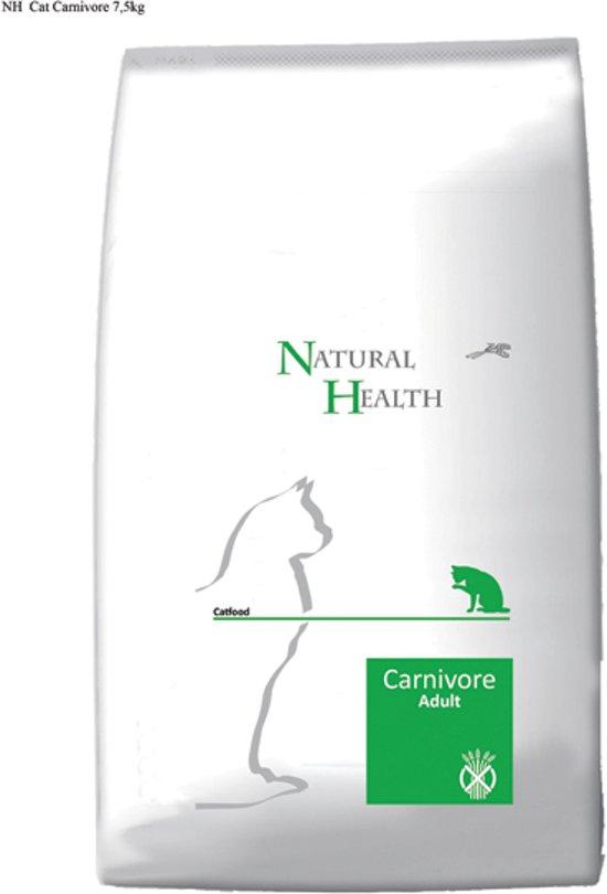 Natural Health Droogvoer NH Cat Carnivore