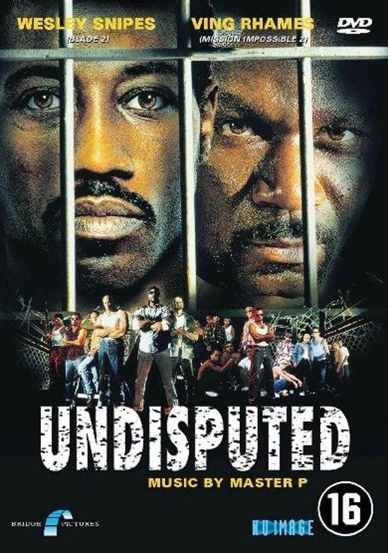 Cover van de film 'Undisputed'