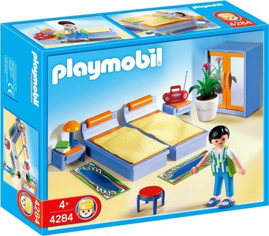 bol.com | Playmobil Moderne Slaapkamer - 4284, PLAYMOBIL | Speelgoed