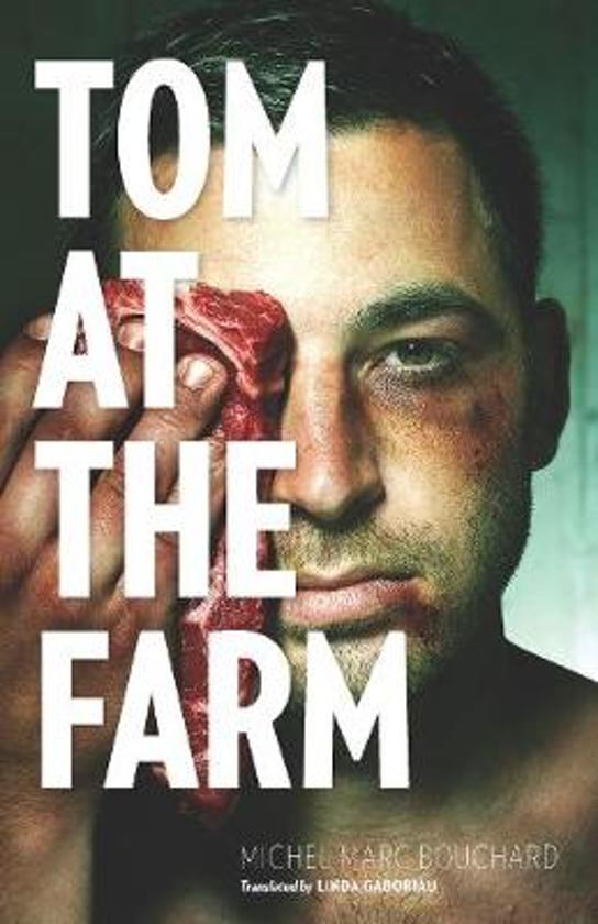 Boek cover Tom at the Farm van Michel Marc Bouchard (Paperback)
