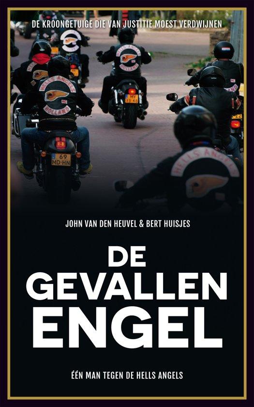 Boek cover De gevallen engel van John van den Heuvel (Paperback)