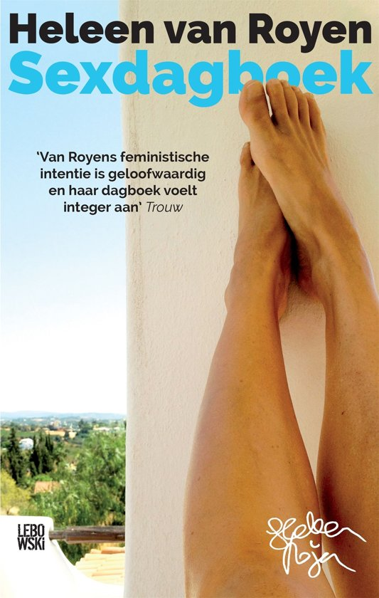 Boek cover Sexdagboek van Heleen van Royen (Onbekend)