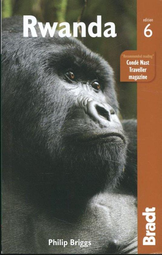 Bradt's reisgids Rwanda