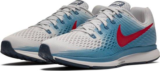 Nike Air Zoom Pegasus 34 Hardloopschoenen Heren - Grijs