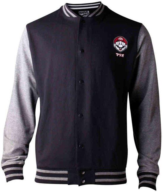 Nintendo - Super Mario Varsity Men s Jacket