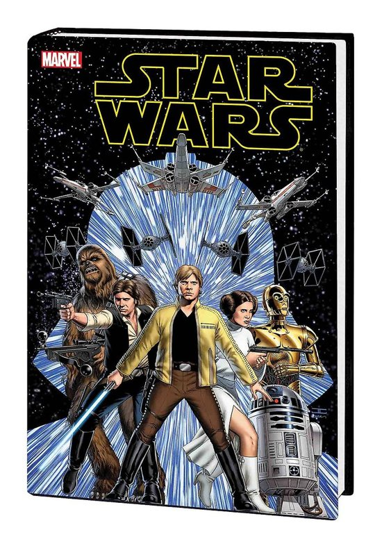 Boek cover Star Wars By Jason Aaron Omnibus van Jason Aaron (Hardcover)