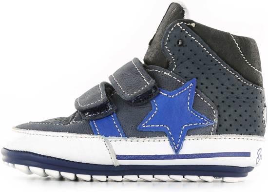 822e8229969 bol.com | Shoesme babyschoentjes Smart sneaker hoog blauw