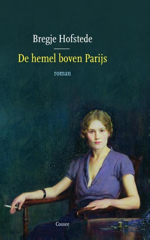Boekomslag voor De hemel boven Parijs