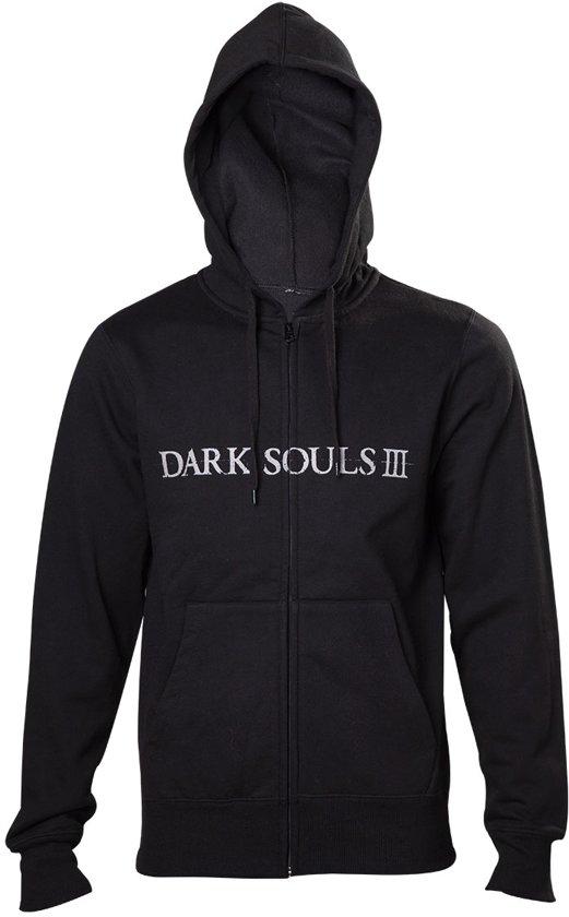 EOL Dark Souls 3 You Died Black Hoodie 2XL