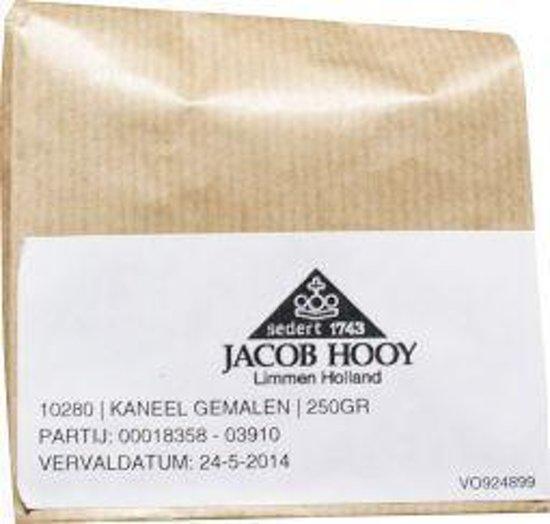 Jacob Hooy Kaneel gemalen 250 gram
