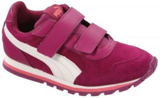 159293f1d5f bol.com | Puma ST Runner SD V fuchsia sneakers meisjes