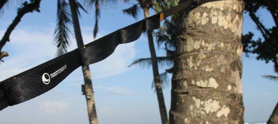 Moon Strap - boomvriendelijk ophangband voor hangmatten | Ticket to the Moon