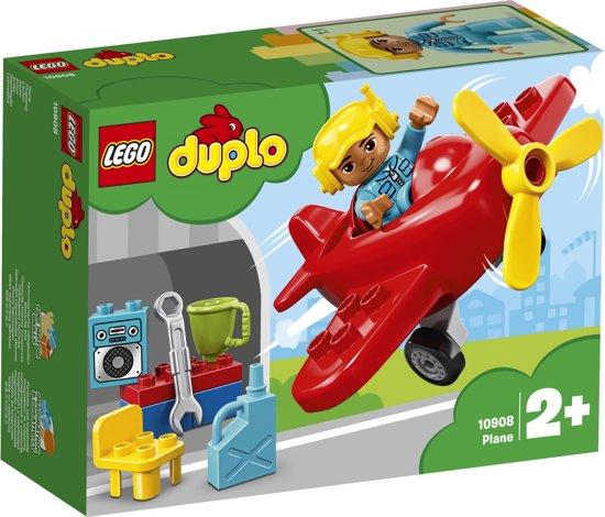 Bolcom Lego Duplo Vliegtuig 10908 Lego Speelgoed