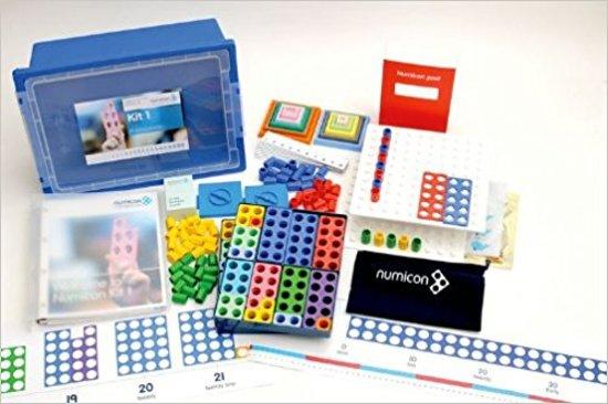 Afbeelding van Numicon Rekenen  - Rekenmethode speelgoed