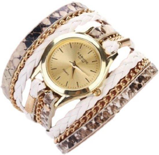 armband met horloge