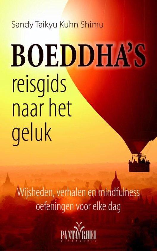 Bolcom Boeddhas Reisgids Naar Het Geluk Sandy Taikyu