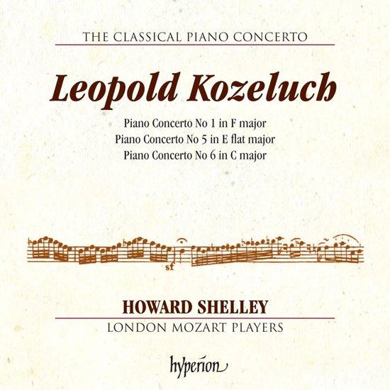 Piano Concertos Nos 1 5 & 6