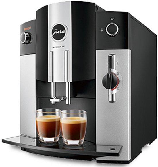 Jura Impressa C65 - Espressomachine - Platina