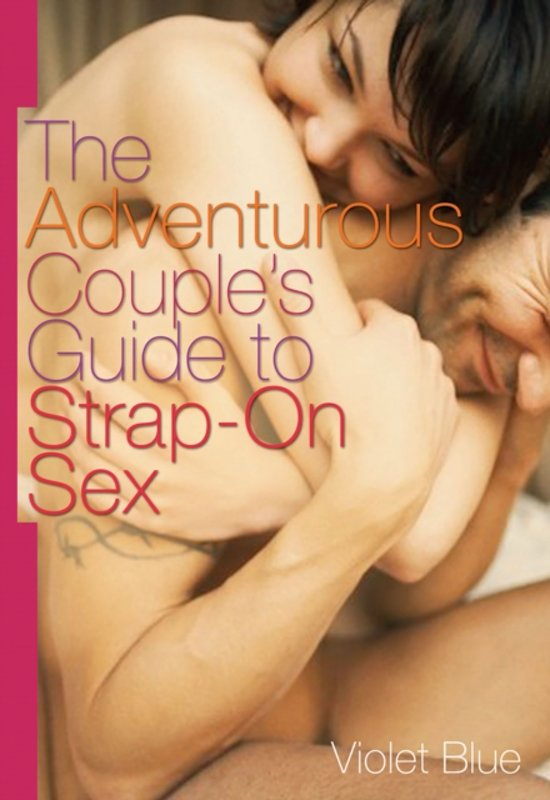Adventurous couple guide sex toy