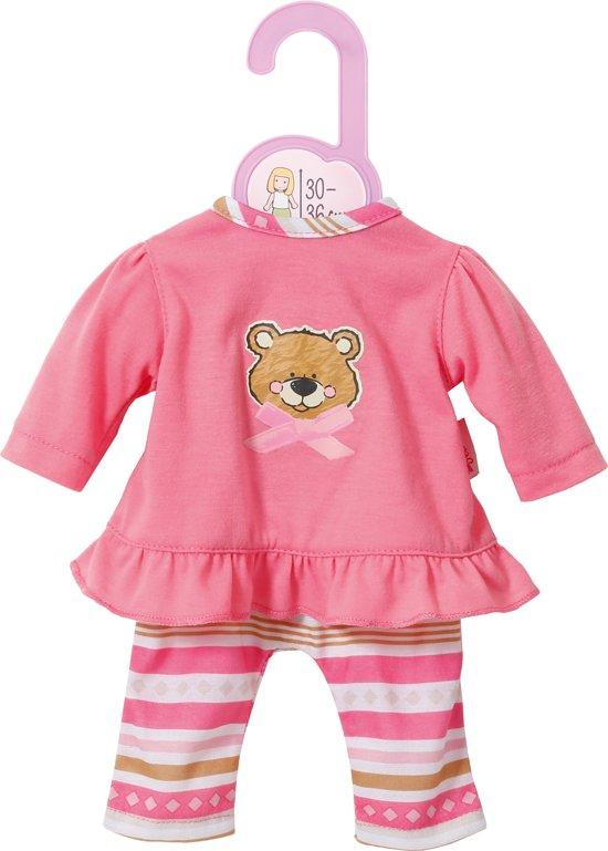 Dolly Moda Pyjama - 30-36 cm - Poppenkleertjes