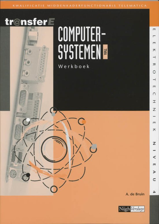 TransferE 4 Computersystemen TMA Werkboek