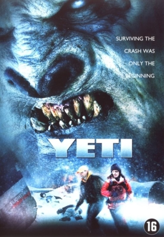 Bol Com Yeti Curse Of The Snow Demon Dvd Crystal Lowe Dvd S