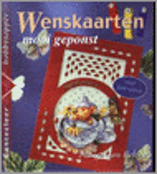 Wenskaarten Mooi Geponst
