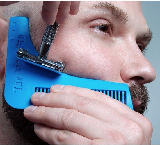 Beard Bro – Baardkam – Baardtrimmer - Baard Verzorging – Creëer de perfect getrimde baard