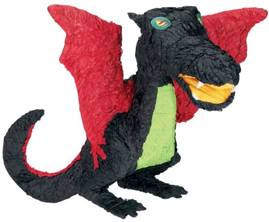 Pinata Black Dragon