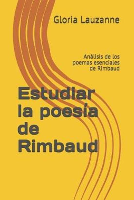 Estudiar La Poes a de Rimbaud