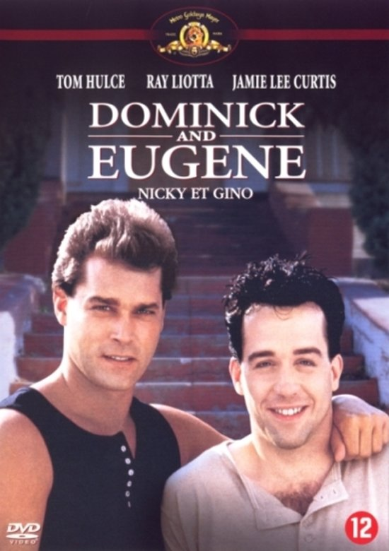 Cover van de film 'Dominick And Eugene'