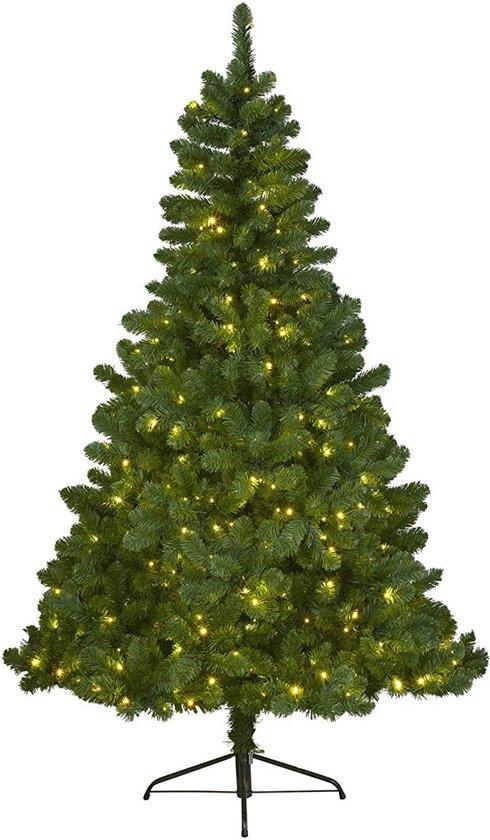 bol.com | Everlands Imperial Pine Kunstkerstboom 120 cm hoog - Met ...