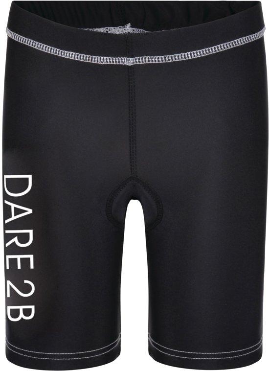 Dare2b -Gradual  - Fietsbroek - Kinderen - MAAT 116 - Zwart