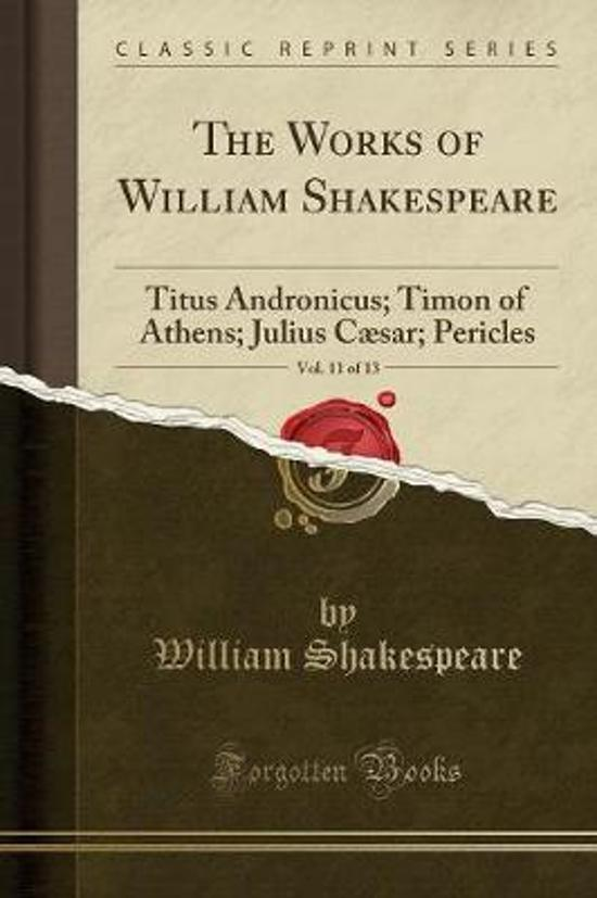 an analysis of the works of william shakespeare